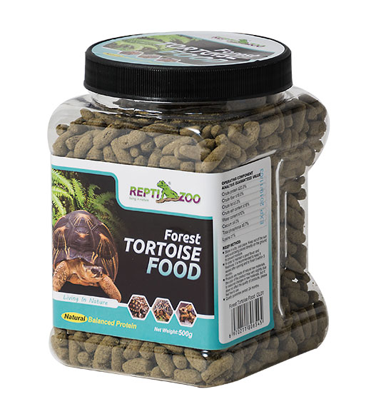 GL01 Forest Tortoise Food