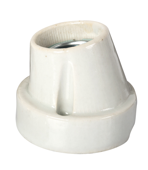 CS007  Ceramics socket / angled orientation