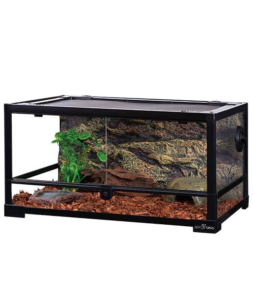 #60 RK0117 low terrariums
