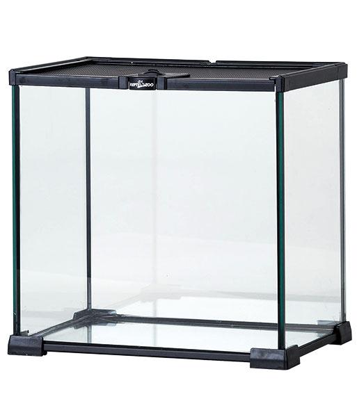 AK11B Mini glass reptile habitat