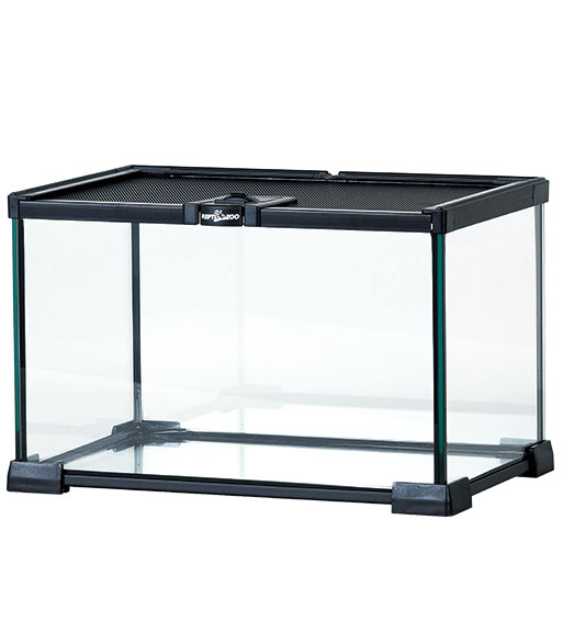 AK12B Mini glass reptile habitat