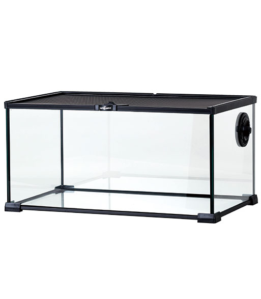 Mini glass reptile habitat AK08B