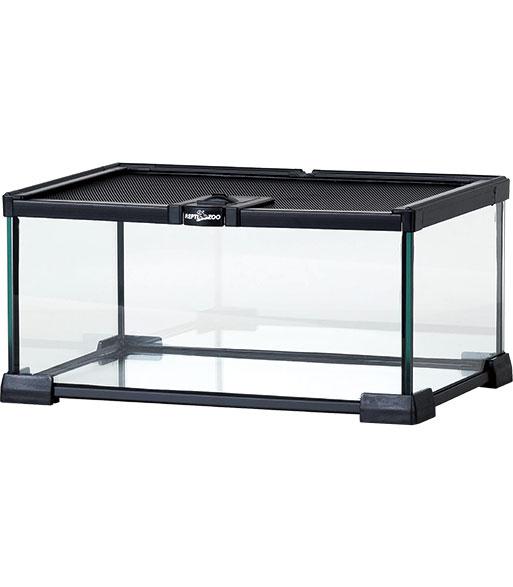 AK09B Mini glass reptile habitat
