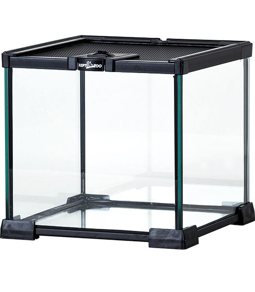 AK02B Mini glass reptile habitat