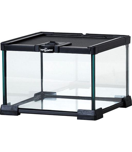 AK01B Mini glass reptile habitat