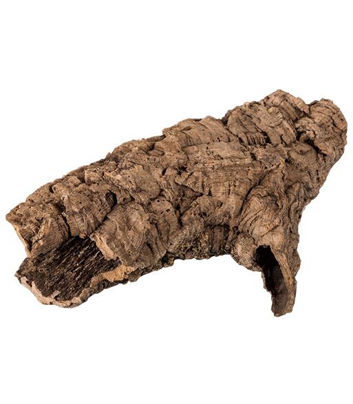 ERS018 All-Natural cork bark caves