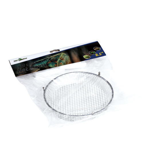 WB07  Mesh guard prevents burns